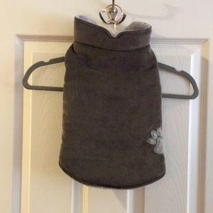 Other - 🐾  Gray Corduroy Dog Vest